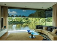 Roller blind PANOVISTA® MAX by RENSON
