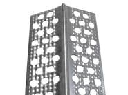 Profilo paraspigolo in alluminio