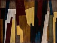 Wooden Painting Piano by NOVOCUADRO ART COMPANY