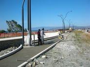 STABILSANA Lavori di realizzazione lungomare e pista ciclabile - Località Giovino   Catanzaro Lido (Catanzaro)