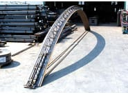 Trave NPS® BASIC Trave REP® Nor ad arco. Condominio Arca Julia. Cavallino Treporti, Venezia.
