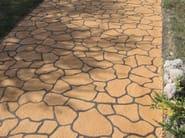 Pavimentazioni in cemento a basso spessore