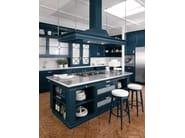 Lackierte Küche aus massivem Holz im Amerikanischen Stil PARK AVENUE ...