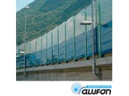 ALUFON | Sound insulation and sound absorbing panels in mineral fibres