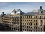 zintek® Palazzo delle Poste, Trieste