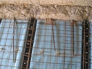 Barre nei solai in legno e calcestruzzo