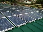 Supporto per impianto fotovoltaico