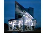 Pilkington Optiwhite™ Showroom BMW, Milano