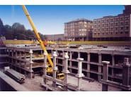 Bituthene® 8000 Bituthene® 8000 applicato in parcheggio multipiano a Bologna
