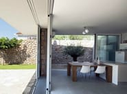 Direct-indirect light ceiling lamp NEWCOMPONI200 DUE SOFFITTO 25 by Cini&Nils