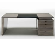 Andrews Writing Desk By Hugues Chevalier