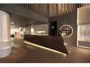 HI-MACS® - Allestimento di negozi Ensayar Store, Greece - Architects : Adrianopoulos + Associates - Fabricator : D-Form monoprosopi epe