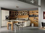Einbauküche mit Halbinsel LIVING VERANDA By L\'Ottocento