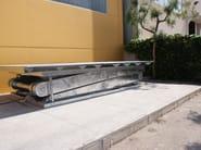 Piattaforme a pantografo Piattaforma doppio pantografo