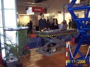 Piattaforme a pantografo Piattaforma a pantografo