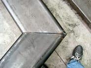 Struttura metallica tralicciata ponti rrealizzati con tubi in acciaio