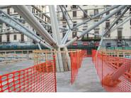Tubi in acciaio per tralicci e strutture