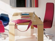 Cadeira executiva giratório LORD by Zanotta