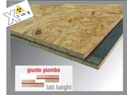 Sistema isolante per applicazioni speciali X-RAY SYSTEM OSB by Thermak by MATCO