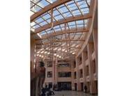 Pilkington K Glass™ Atrio_Universit+á di Mosca