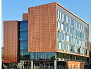 KME Architectural | Copper laminates for architecture