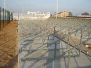 Fissaggio per pannelli fotovoltaici