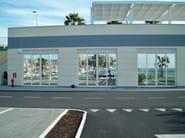 Pellicola per vetri a controllo solare Silver 20 Xtra