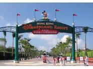 EVERCEM TOP SEAL Disney Land Hong Kong