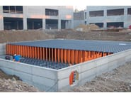 Formwork and dome for hollow core slab NEW ELEVETOR ® by Geoplast