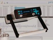 Strumentazione ad ultrasuoni per indagini sul calcestruzzo