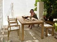 KOS   Tavolo da giardino