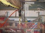 BRAID-TEX Consolidamento di una trave in legno con BRAID-TEX