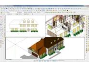 CAD NAMIRIAL CAD Namirial - Esempio sviluppo tridimensionale di abitazione