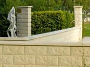 SAS Italia | Ornamental stone, balustrades and prefabricated products of concrete