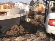 SCUDOX Impermeabilizzazione muri contro terra con Scudox