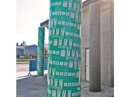 TUBIX - T cassero in cartone monouso per pilastri circolari