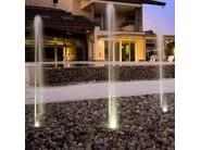 MICRO STEEL | Lampada ad immersione per fontane