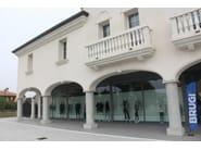 Cornice per facciate in EPS Decorazione edificio commerciale