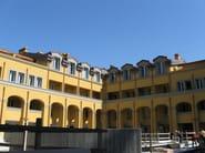 Cornice per facciate in EPS Decorazione edificio residenziale