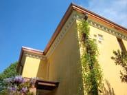 Cornice per facciate in EPS Decorazione casa residenziale