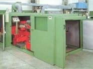 FLEXIFON cabina per impianto stampaggio viti