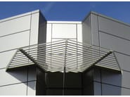 Вентилируемый фасад TUDERBOND® by ELCOM SYSTEM