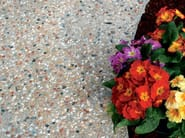 SASSOITALIA® dettaglio_pavimento_sassoitalia_fiori