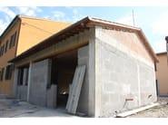 PANNELLO DI CALORE Muri Perimetrali interamente costruiti con l'utilizzo del Pannello di calore Afon Casa