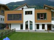 Doga di rivestimento in alluminio Scuola materna in PREFA