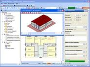 ACUSTICA ACUSTICA - CAD integrato e rappresentazione 3D dell'edificio