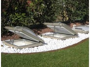 Apertura lucernari ad alimentazione fotovoltaica ECOGY® by CAODURO