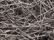 LA GRAMIGNA | Fibre di rinforzo in acciaio Steel Fiber  for concrete reinforcement La Gramigna spritz beton