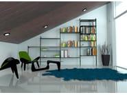 INUNO   Libreria ufficio modulare libreria CASAMIA