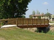 ILT MONTANA LEGNO | Ponte e passerella pedonale